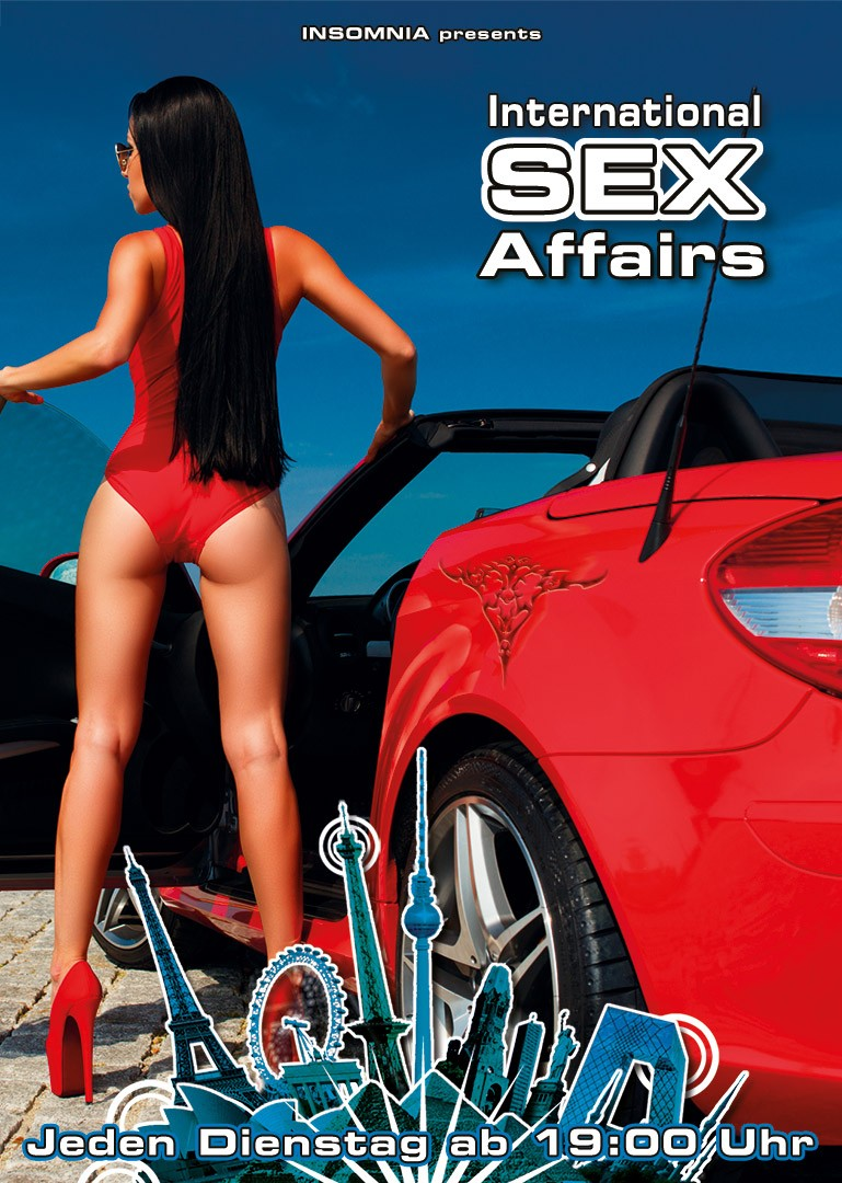Flyer International Sex Affairs